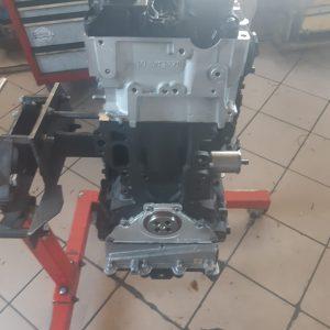 Revisiemotor OM651