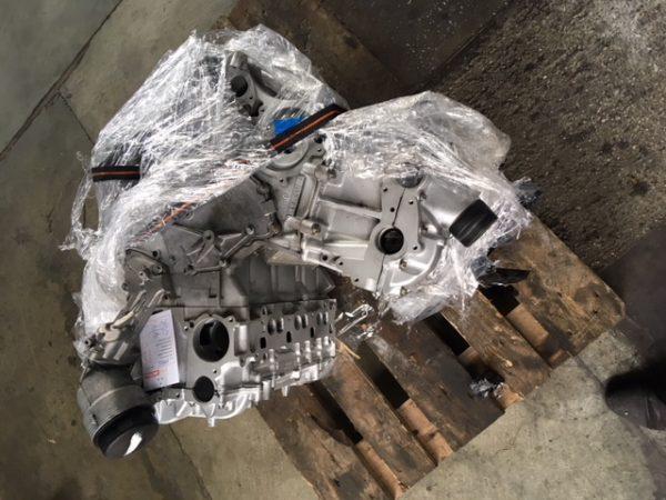 Revisiemotor Mercedes